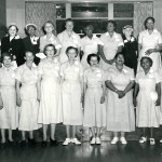 1957 Homemaker Class