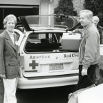 1966 Meals On Wheels, Millburn Red Cross