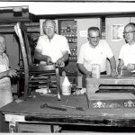 1970s workshop volunteers