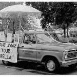 1977 United Way parade
