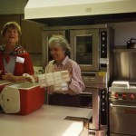 1994 Meals On Wheels kitchen