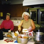 1997 Meals On Wheels kitchen