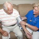 Physical and emotional health assessment