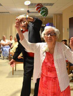 SAGE Eldercare prom